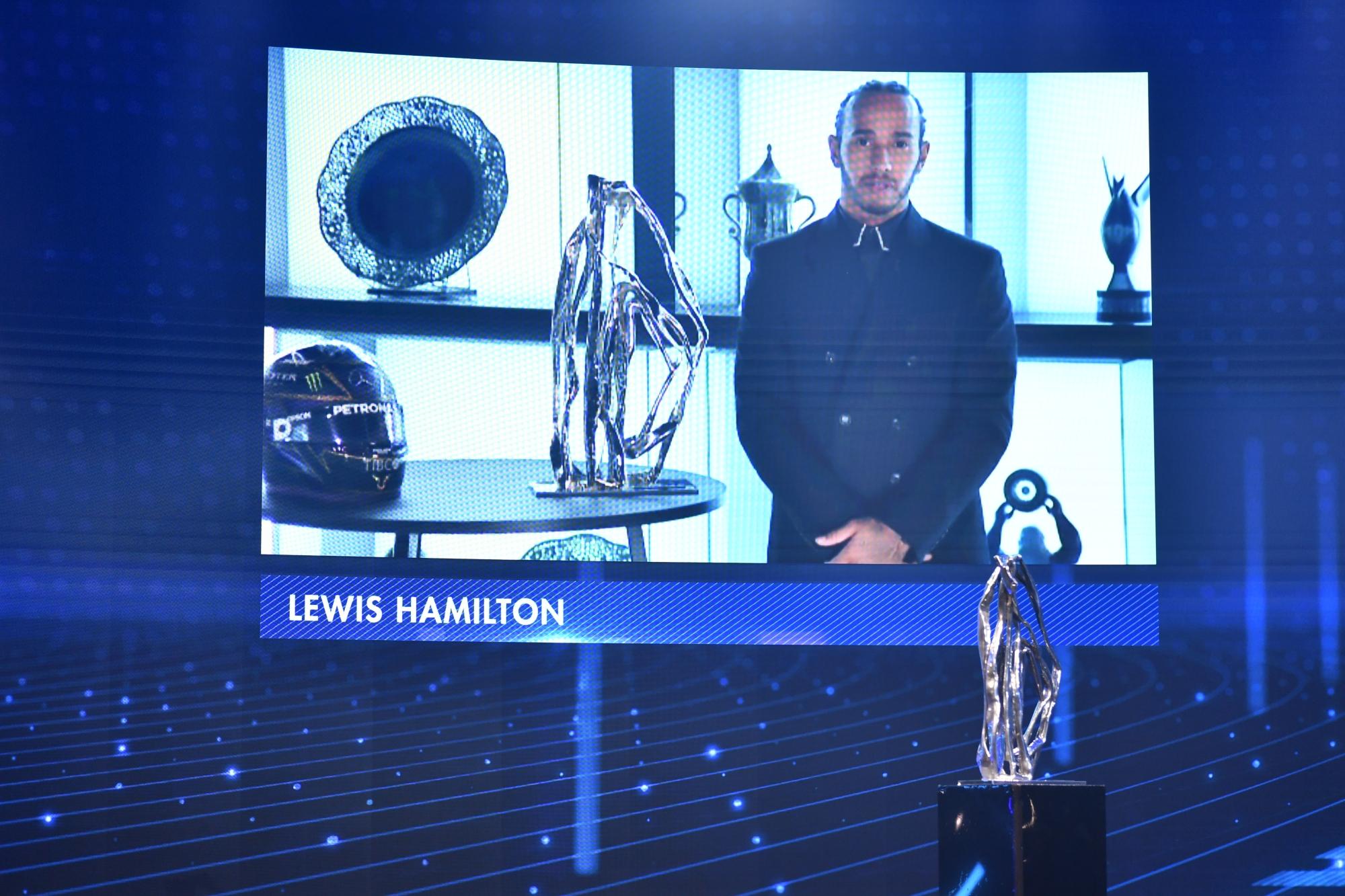 F1: Fontos elismerést zsebelt be Hamilton