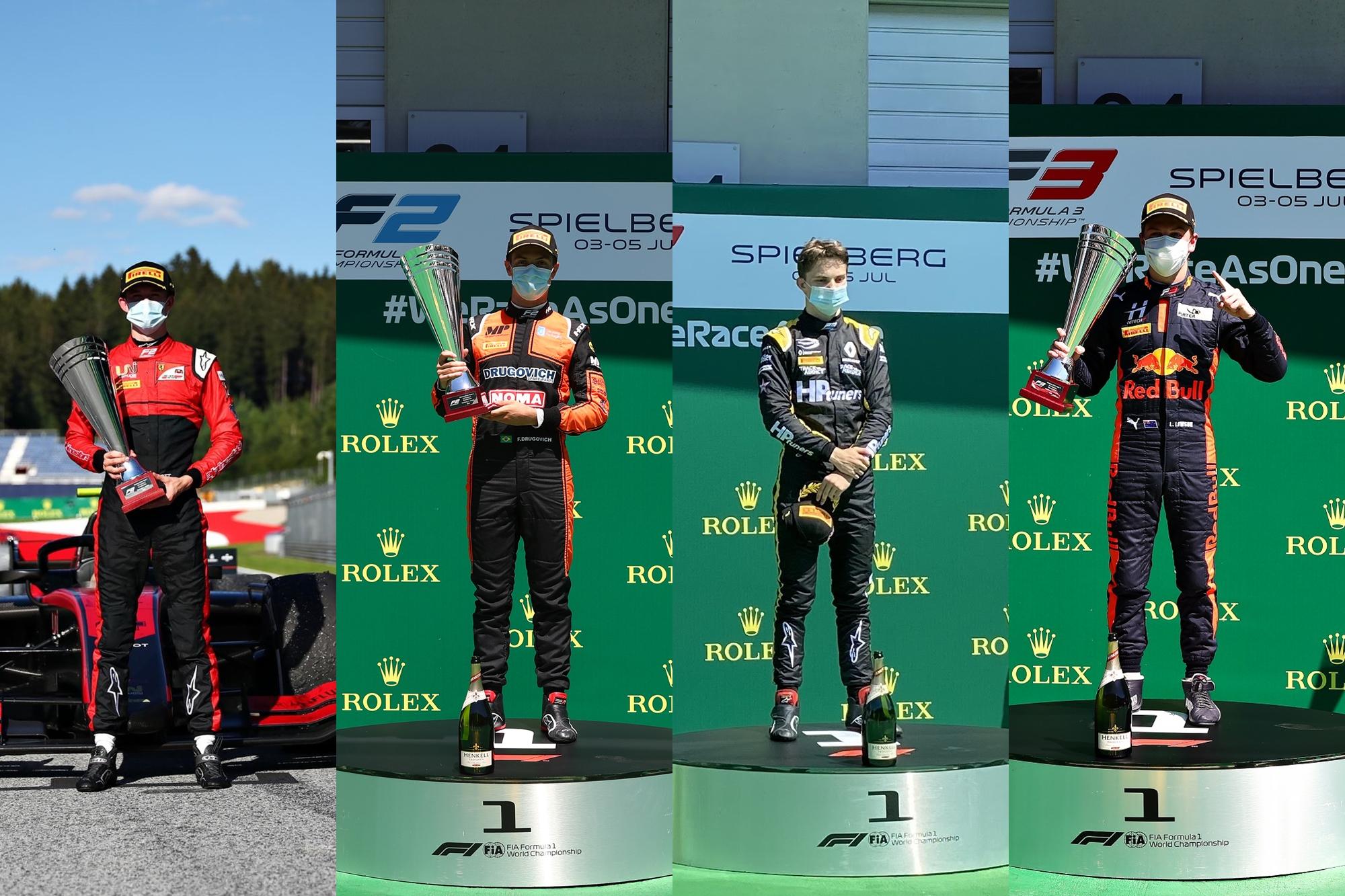 Egy hétvége, négy új győztes – de kik ők?