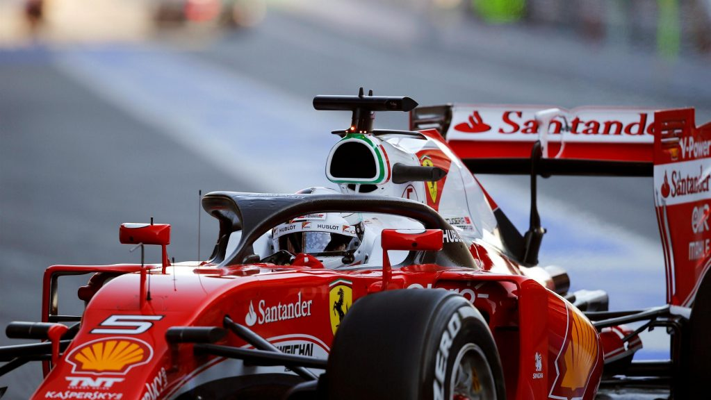 F1 - A HALO JÖHET 2017-TŐL
