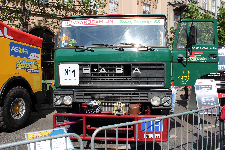 Baba Rába.<br />Fotó: Kováts Olivér