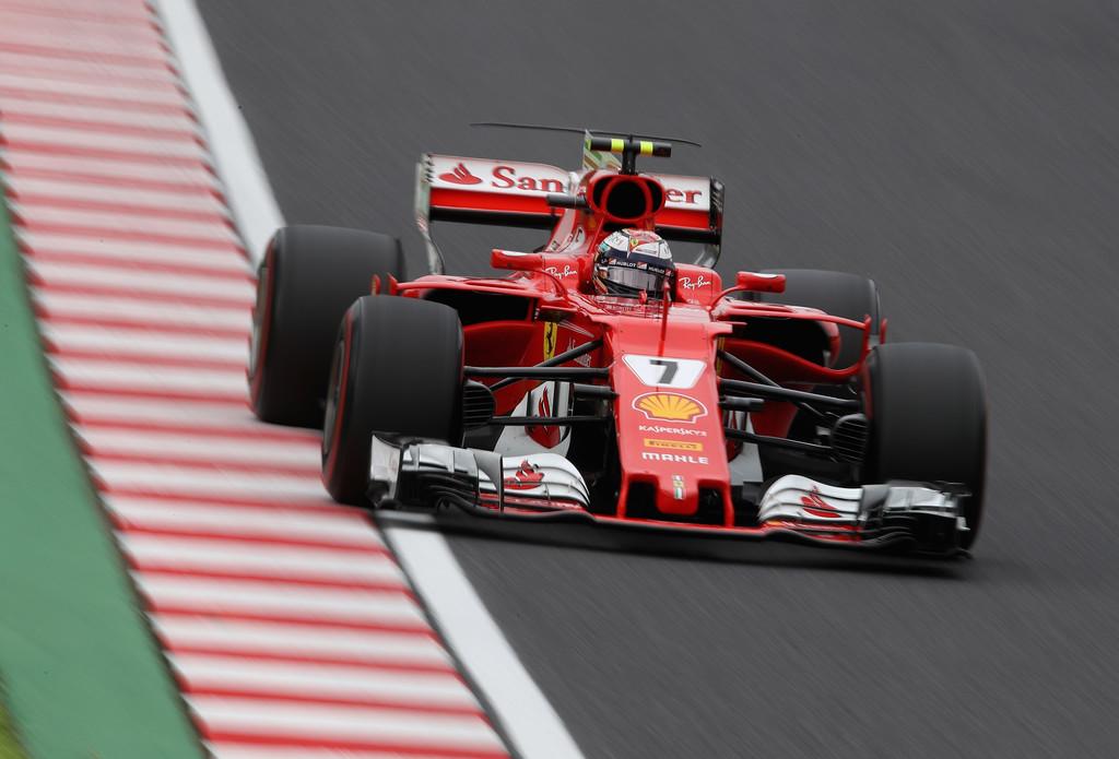 F1 - RÄIKKÖNEN AUTÓJÁBAN IS VÁLTÓT KELL CSERÉLNI