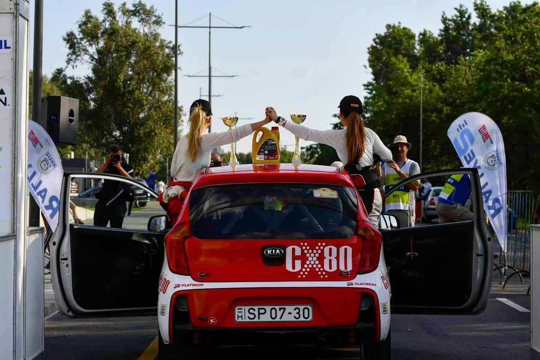A fair playről szólt a Kia Platinum Rally Cup második hétvégéje