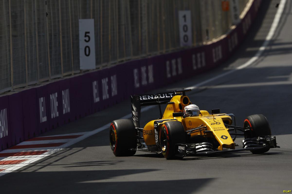 F1 - 2016 EURÓPAI NAGYDÍJ: A RAJTRÁCS