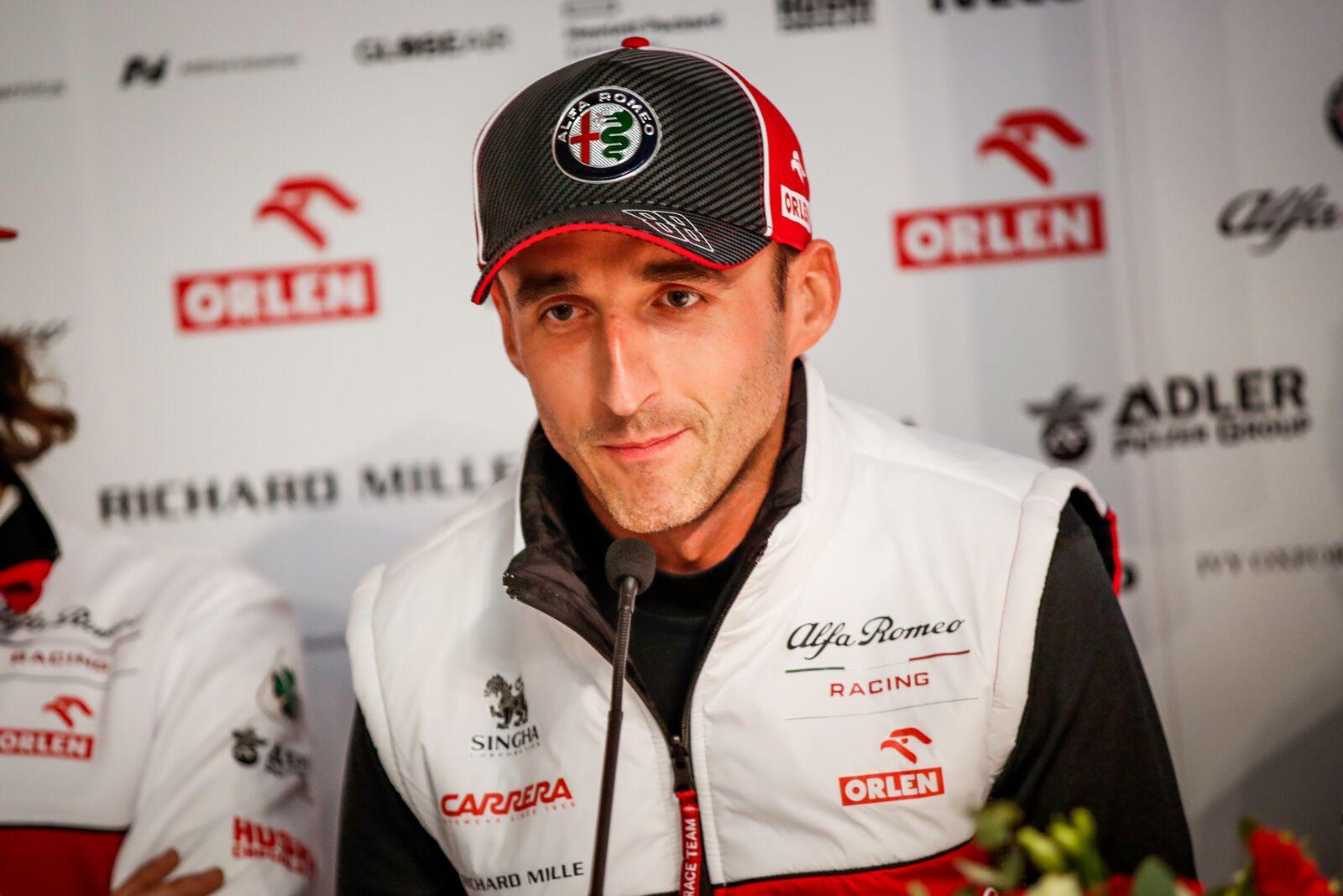 F1: Kubica újra autóba ül