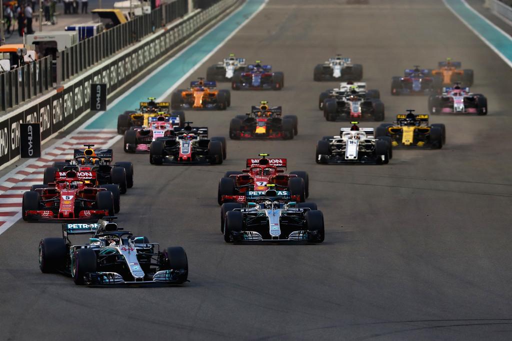 F1 - MILYEN ÚJDONSÁGOK LESZNEK 2019-BEN?
