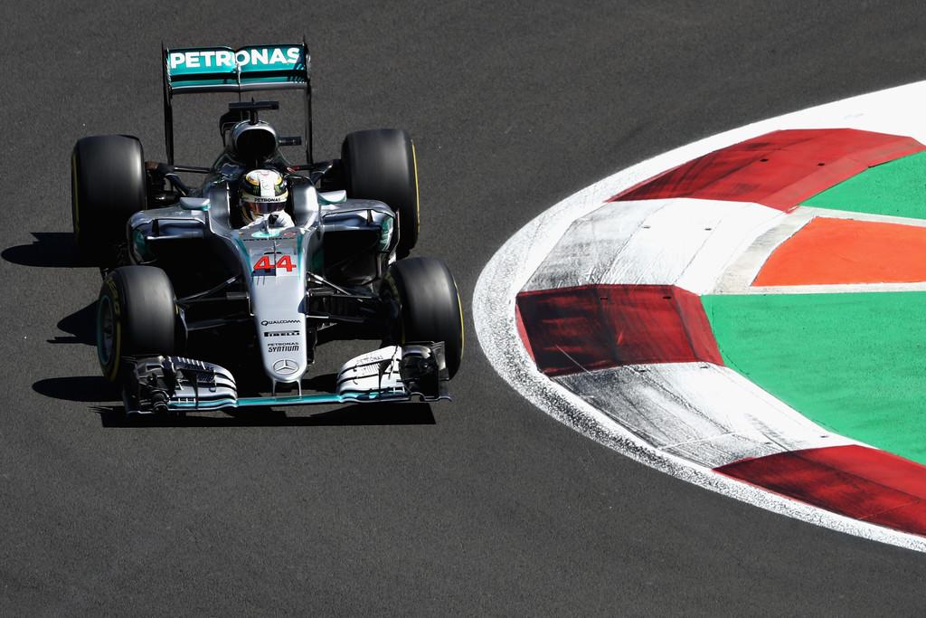 F1 - ÉLŐ KÖZVETÍTÉS: 2016 MEXIKÓI NAGYDÍJ, FUTAM