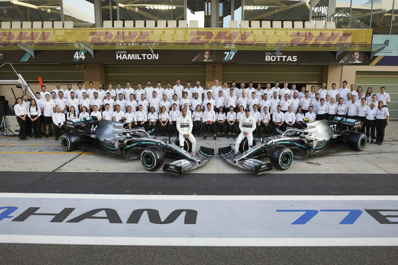 F1: 2021-től semmissé válik a Mercedes-fölény?