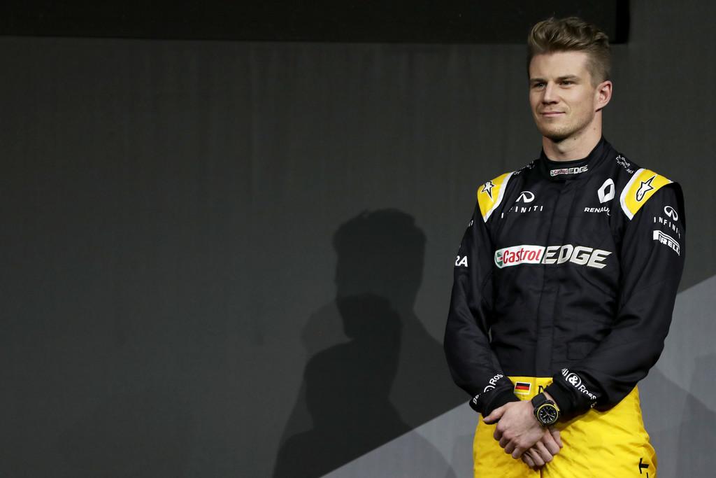 F1 - IDÉN SEM INDUL LE MANS-BAN HÜLKENBERG