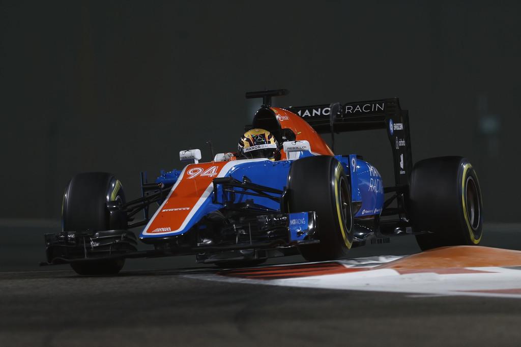 F1 - ŐK LEHETNEK A MANOR ÚJ TULAJDONOSAI