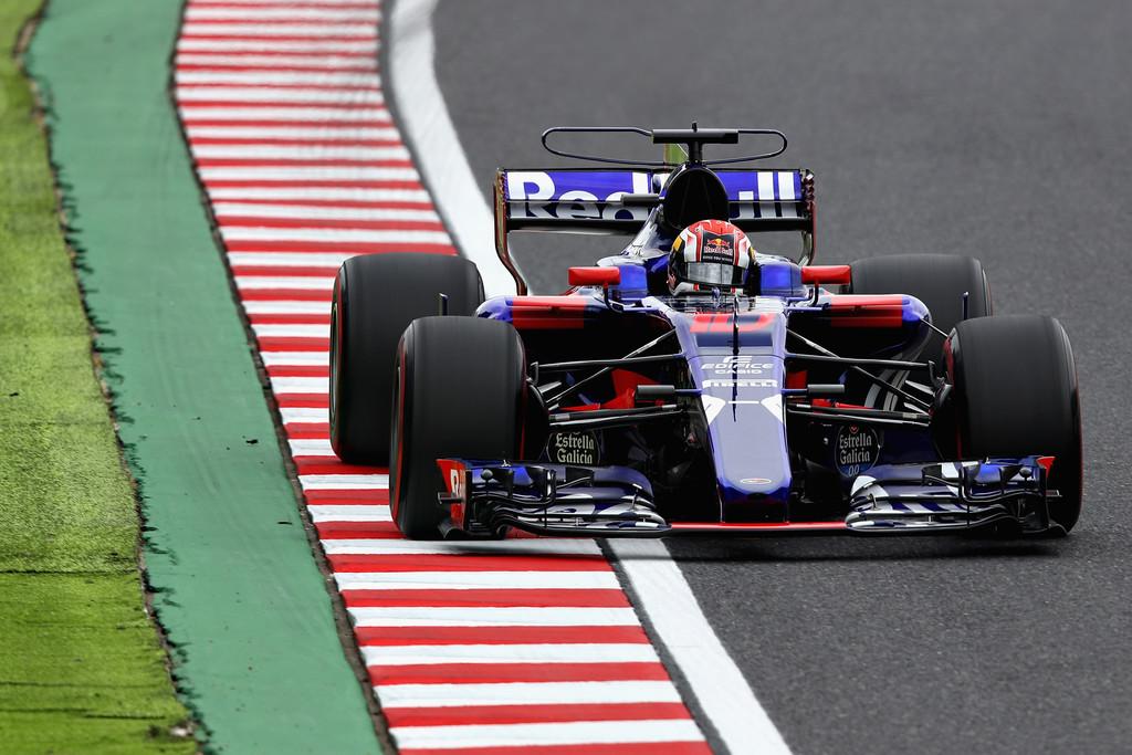 F1 - A TORO ROSSO A GASLY-KVYAT DUÓVAL FOGJA BEFEJEZNI A 2017-ES SZEZONT