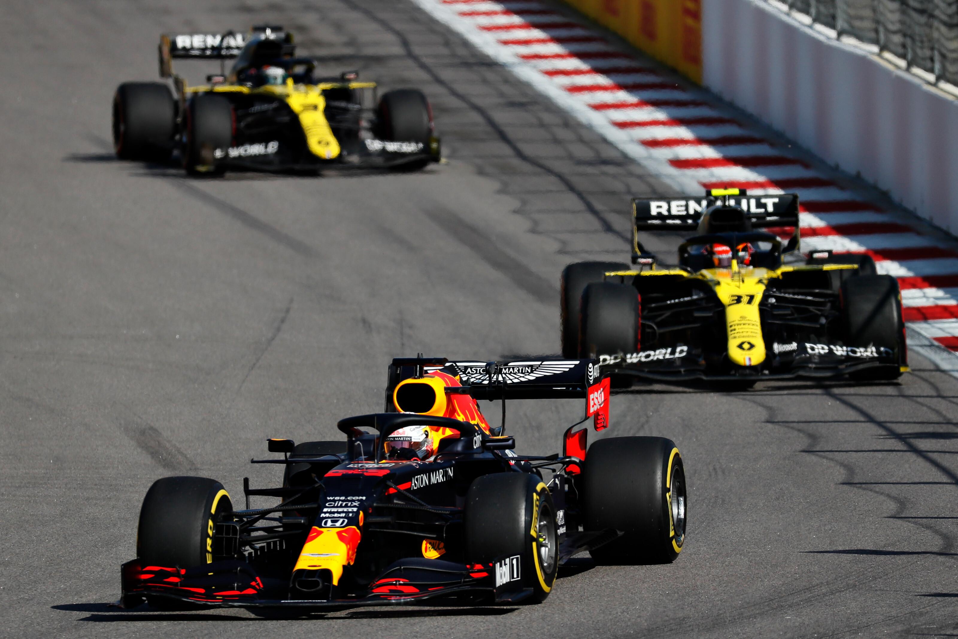 F1: Haragosa kész megmenteni a motor nélkül hagyott Red Bullt