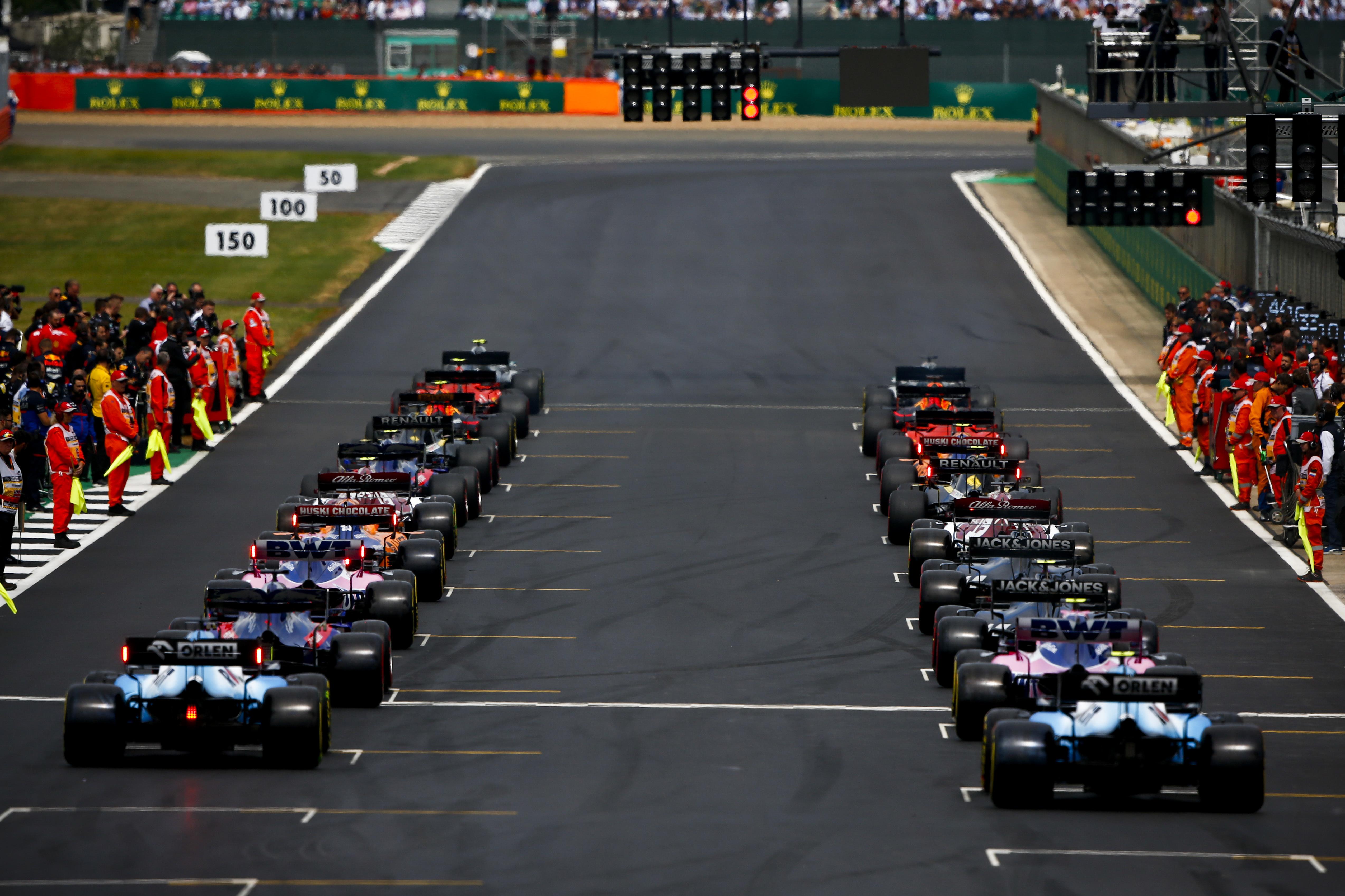 F1: 20 versenyző, 20 beszédes statisztika 2019-ből