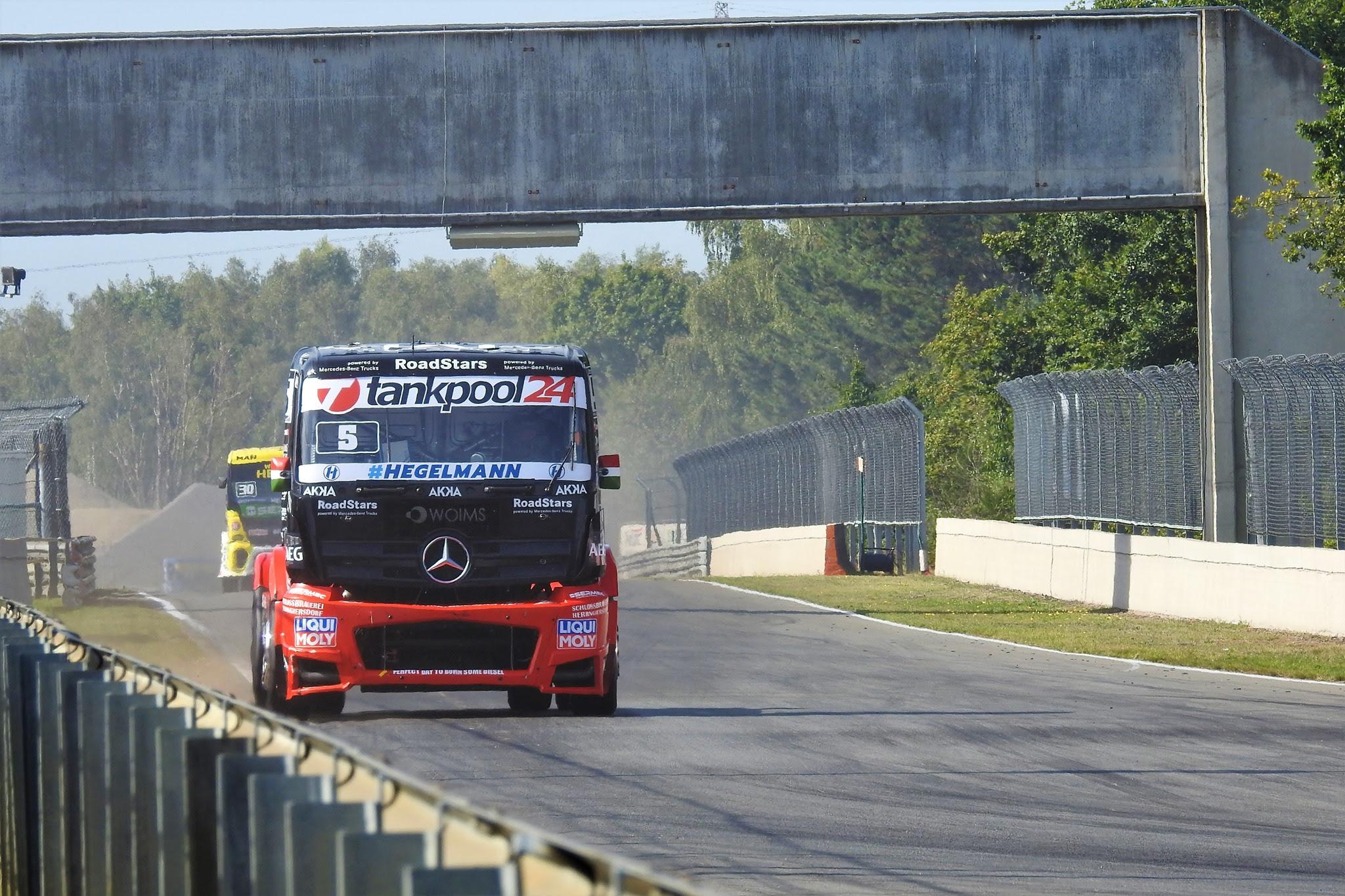 ETRC: Kiss Norbi hibátlan teljesítményre készül Le Mans-ban