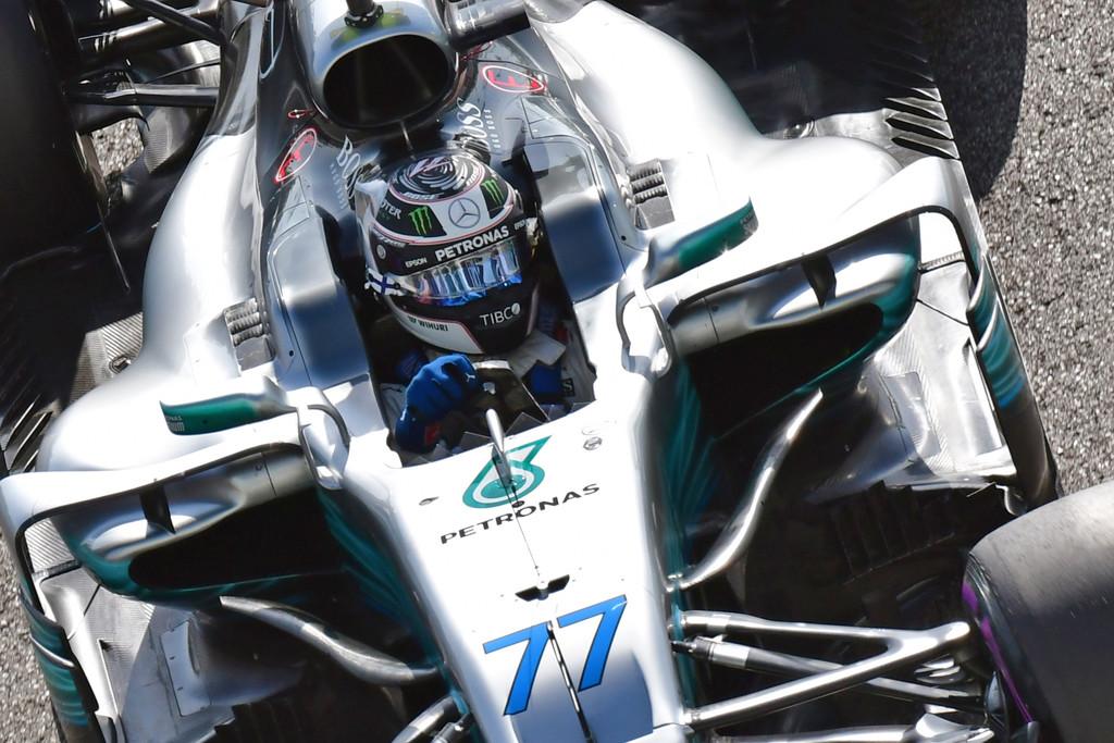 F1 - TERVEZD MEG VALTTERI BOTTAS 2018-AS SISAKJÁT!