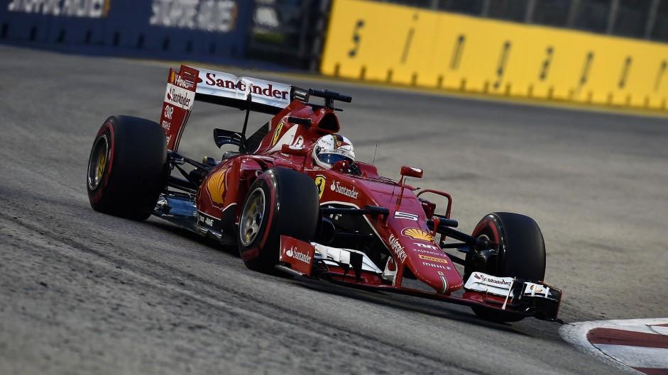 F1 - ÉLŐ KÖZVETÍTÉS: 2015 SZINGAPÚRI NAGYDÍJ, FUTAM