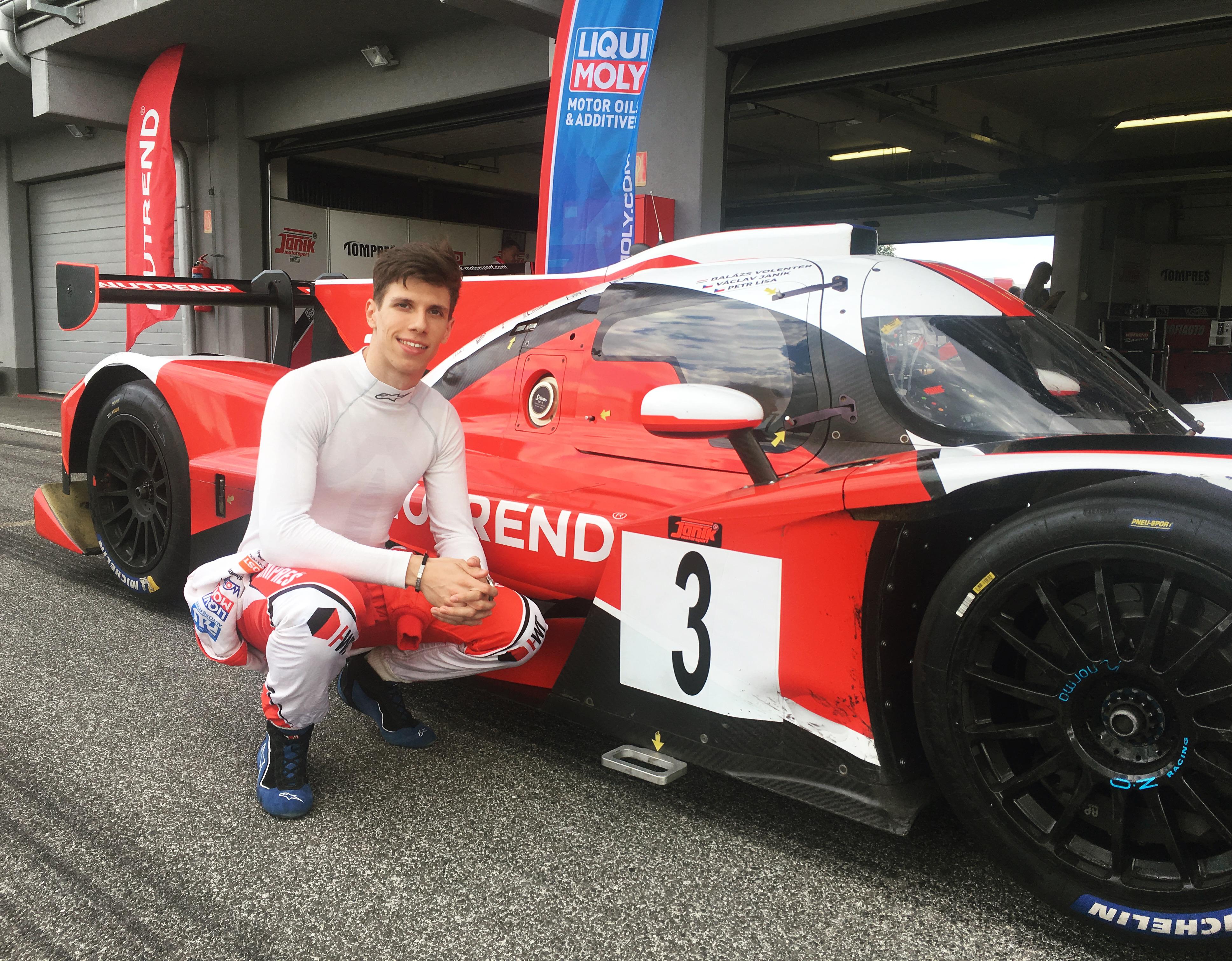 Magyar versenyző az endurance-világbajnokság kapujában
