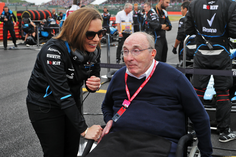 F1: Kórházban a Williams alapítója