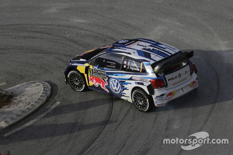 WRC - OGIER SIMÁN NYERTE A MONTE-CARLO RALIT