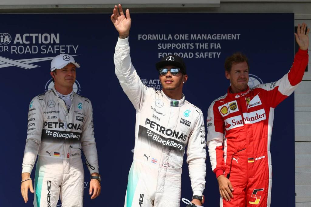 F1 - 2015 MAGYAR NAGYDÍJ: A RAJTRÁCS