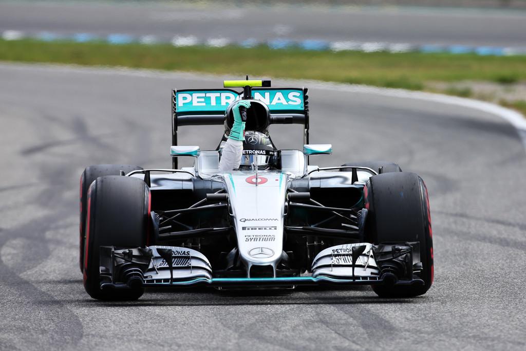 F1 - ÉLŐ KÖZVETÍTÉS: 2016 NÉMET NAGYDÍJ, FUTAM