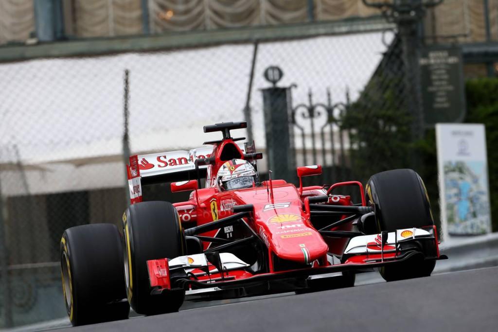 F1 - ÉLŐ KÖZVETÍTÉS: 2015 MONACÓI NAGYDÍJ, IDŐMÉRŐ EDZÉS