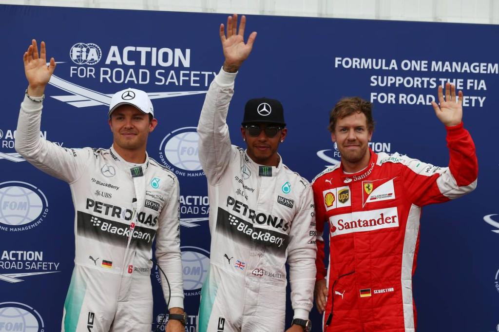 F1 - 2015 MONACÓI NAGYDÍJ: RAJTRÁCS