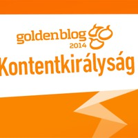 GoldenBlog jelölés