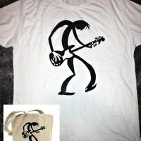 Újabb pólóminta, gitáros ezúttal