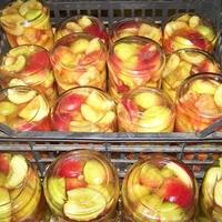 Édes-savanyú gyümölcsök