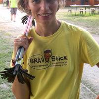 BravoStick pólóban a Szigeten