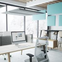Javíts irodád akusztikáján stílusosan!
