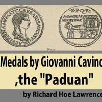 """}EXCLUSIVE} Medals By Giovanni Cavino, The """"Paduan"""". powerful caminos marca Services pronto mejora"""