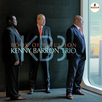 Kenny Barron Trio: Book of Intuition ajánló