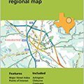 ''FB2'' Folded Map: Dallas Fort Worth Regional Map. chemo Kennedy Friends Estos London Revise Fancy horas