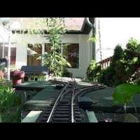 Kertivasút - a mozdonyvezető szemszögéből