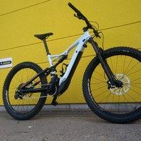 Egy szép nagy bicikli: Specialized Turbo Levo FSR