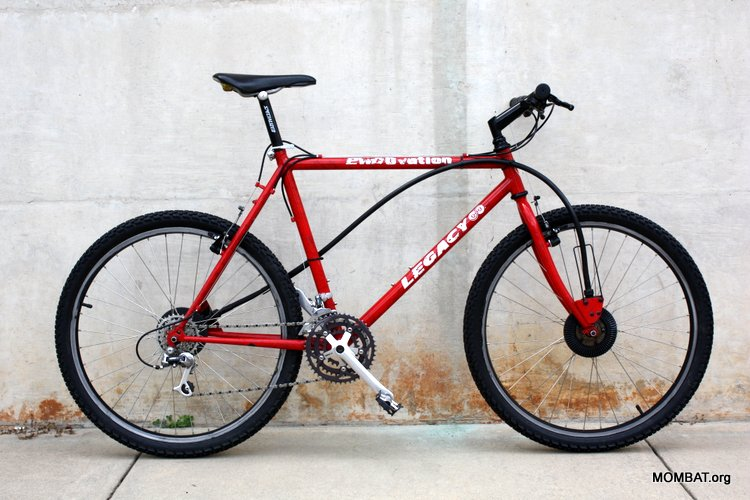 Two Wheel Drive Bicycle Bicycle Model Ideas