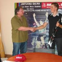 A DT Swiss versenyzője lettem a Mali jóvoltából!