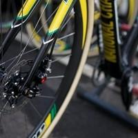 Hidraulikus tárcsafék a cyclocross szakágban