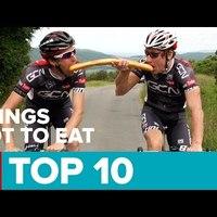 Ezt a 10 dolgot inkább ne edd kerékpározás közben!