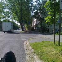 Felújított kerékpárút Győrben!