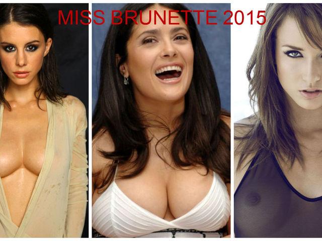 Miss Brunette - DÖNTŐ