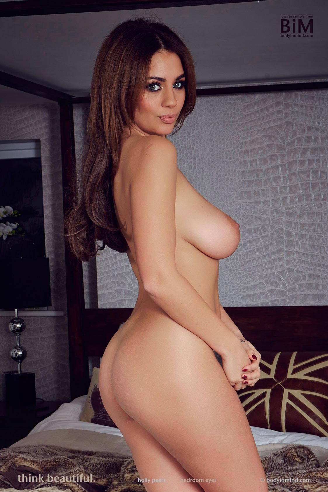 busty-shaved-gorgeous-brunette-babe-holly-peers-with-big-naturals-wearing-lingerie-8.jpg