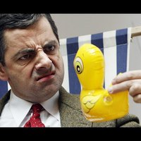 Learn English through story Mr Bean