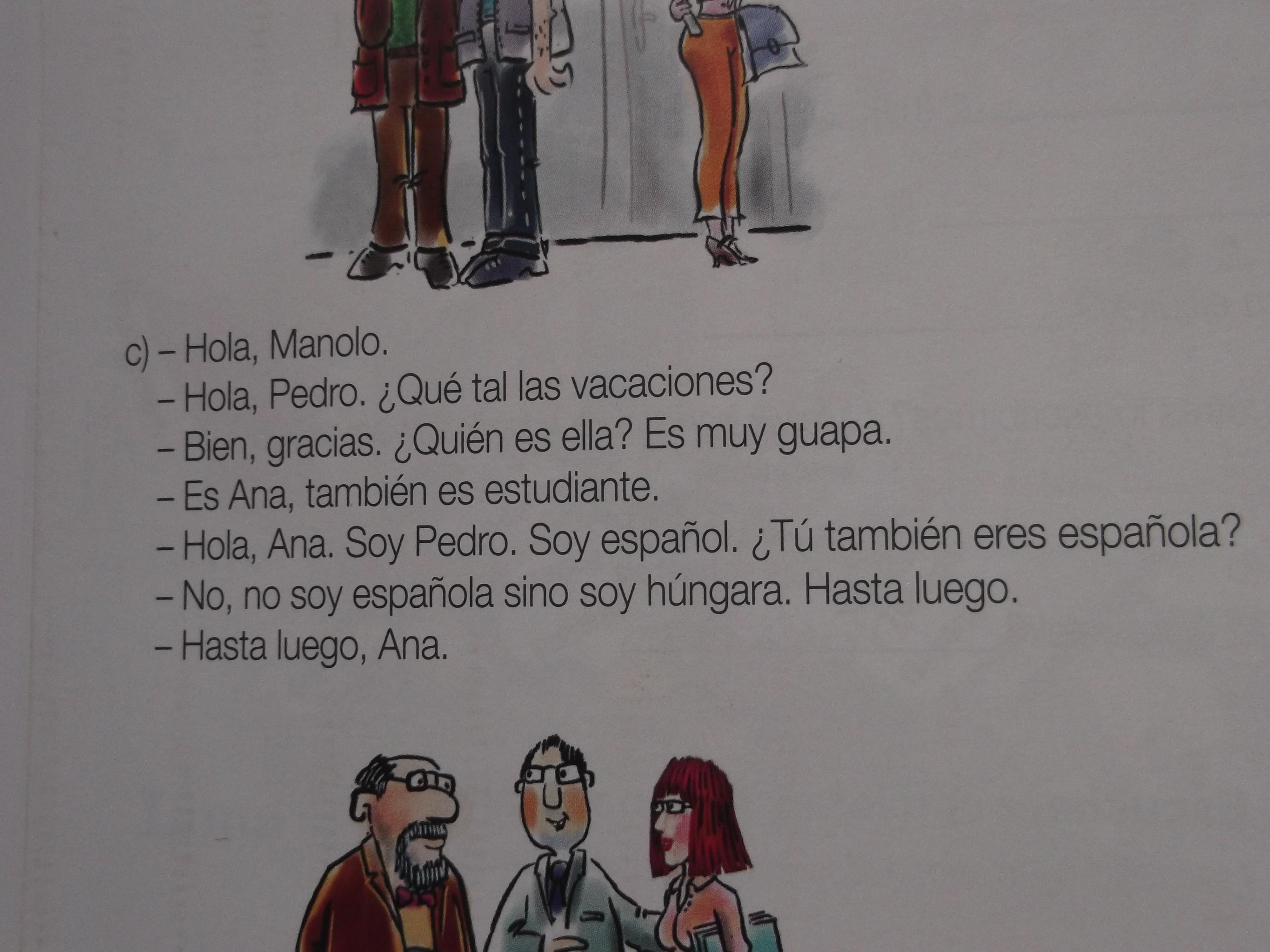 leszokni a spanyol fordításról)