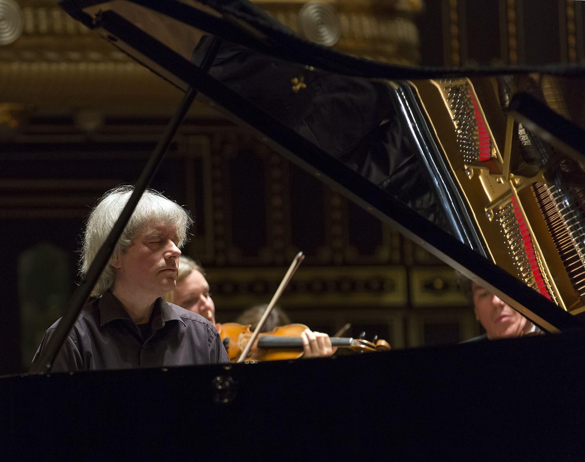 Ránki Dezső és a Concerto Budapest © Posztós János