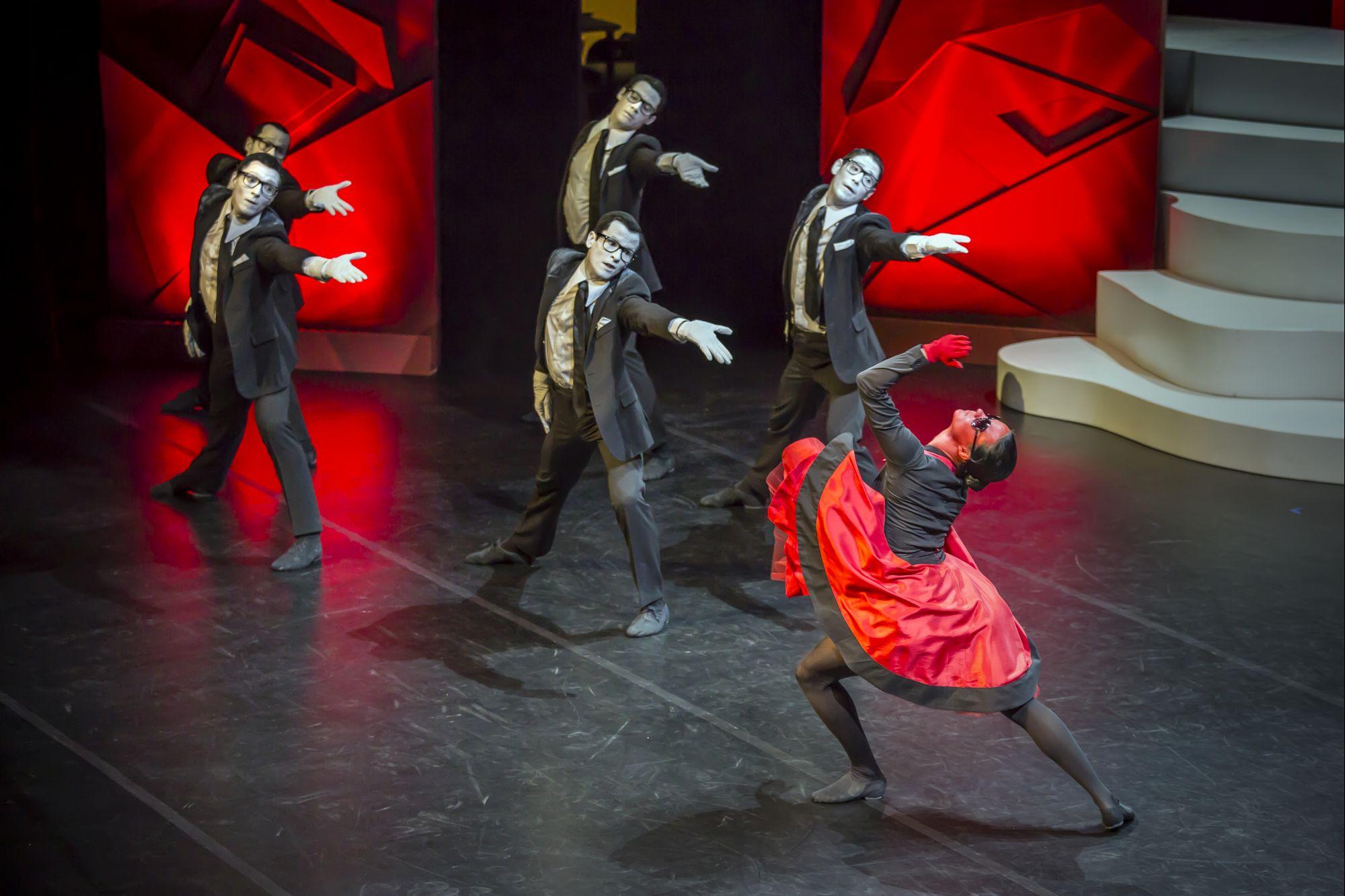 Budafoki Dohnányi Zenekar és a Szegedi Kortárs Balett © Kotschy Gábor