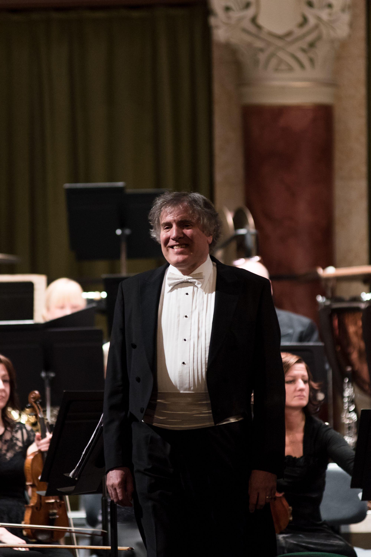 Hegedűs Endre és a Miskolci Szimfonikus Zenekar © Hrotkó Bálint