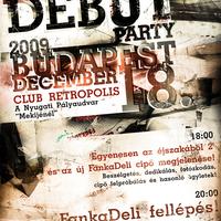 Debüt Party @ Budapest