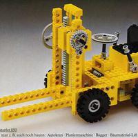 Játék történelem I. - 40 éves a LEGO® Technic